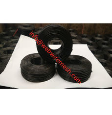 16Gauge x 3-1/2lbs China Exporter Black Annealed Rebar Tie Wire