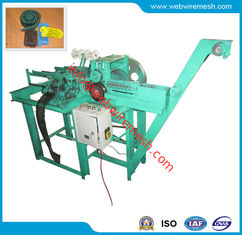 Automatic Double Loop Wire Ties Making Machine