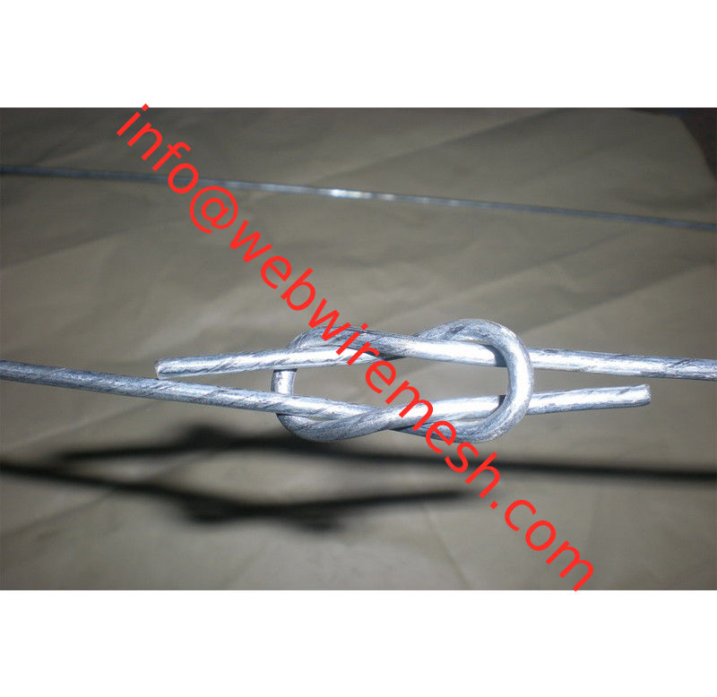 3.66mm Galvanized High Tensile Steel Wire Quick Link Cotton Bale Ties supplier